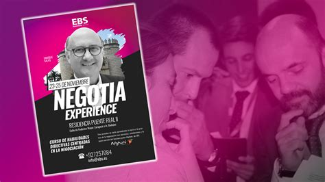 Ebs Mba Experience by Ebs Negotia Experience Chd Ebs Experiential Business
