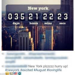 juniper and york travel countdown sian green heartbreaking instagram message of british