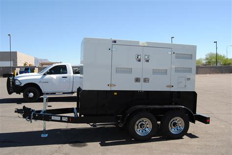 mobile rental grade generators