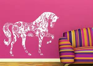 horse wallpaper sticker related keywords amp suggestions personalised wall add horses name