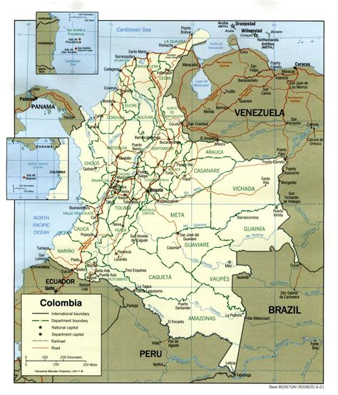 map world perry colombia maps perry casta 241 eda map collection ut
