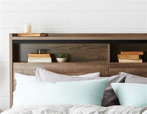 armidale bookend bed frame wbedhead storage drawer base