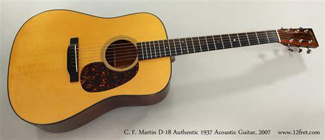 martin   authentic  acoustic guitar