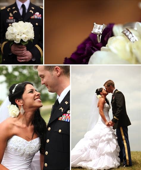 Military Home Decorations glamourous minnesota military wedding every last detail