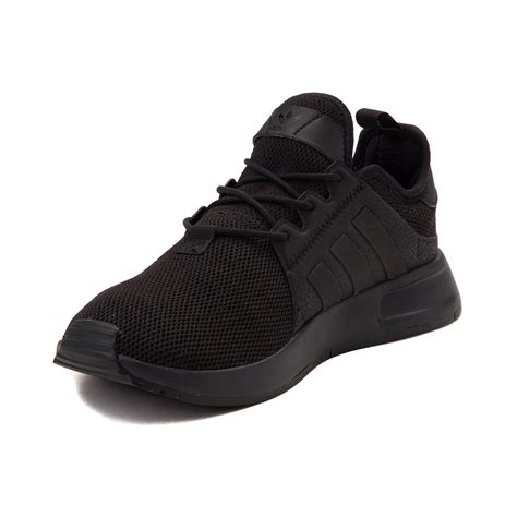 adidas x plr black youth adidas x plr athletic shoe black 1436316
