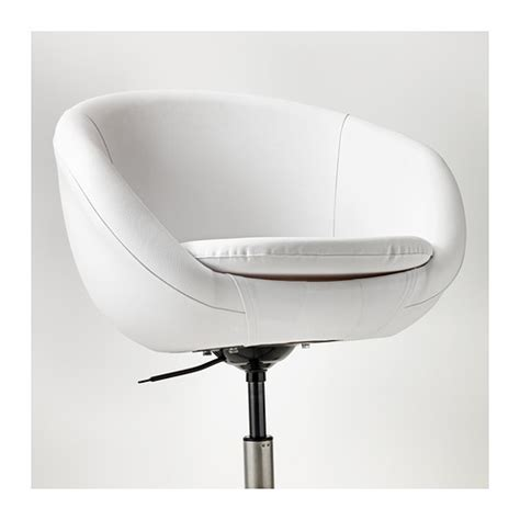 skruvsta swivel chair review skruvsta swivel chair idhult white ikea
