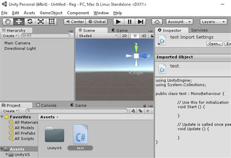 unity tutorial restart unity 3d with visual studio 2015 ide free tutorials org