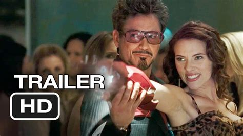 iron man trailer marvel hd youtube