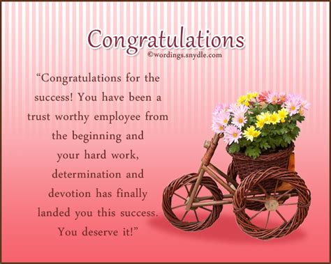 Wedding Congratulations Wording Card by Congratulations Messages For Achievement Wordings And