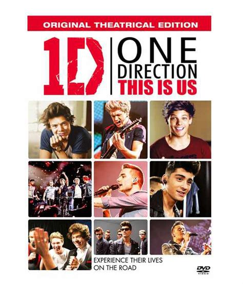 film layar lebar one direction one direction this is us english dvd buy online at