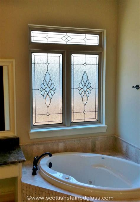 stained glass bathroom window designs bathroom