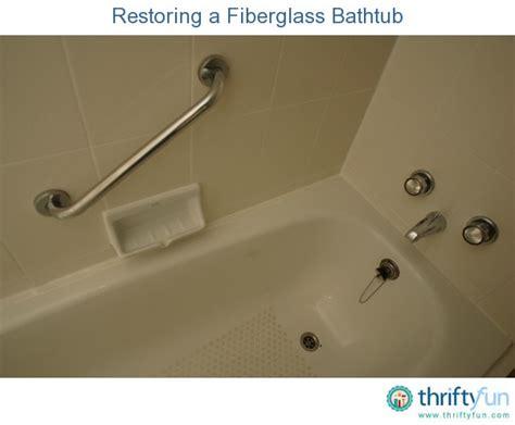 Restore A Bathtub by Restoring A Fiberglass Bathtub Thriftyfun
