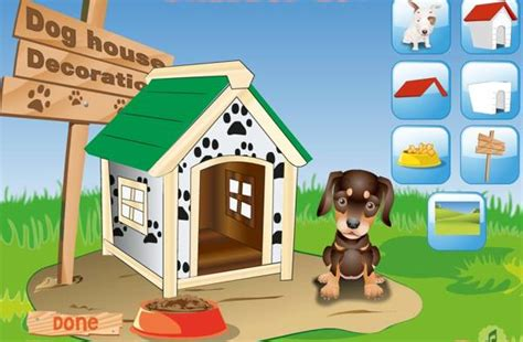 how to decorate the house 30 dog house decoration ideas bright accents for backyard