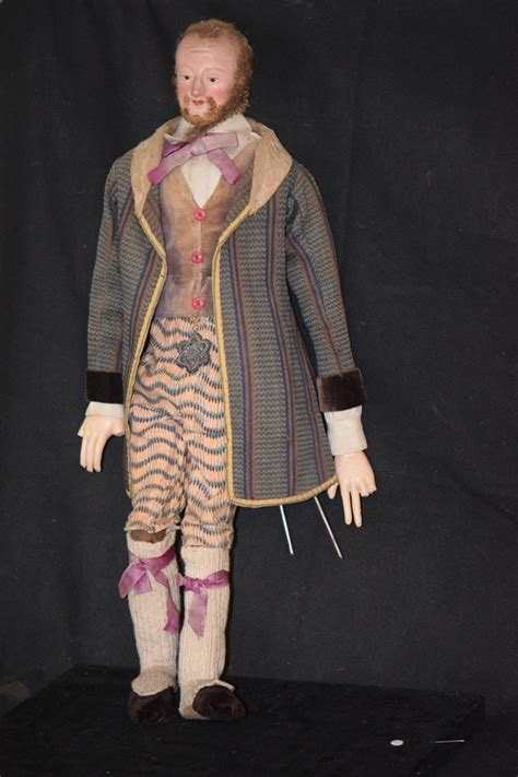jointed doll costume antique doll wood jointed creche neapolitan original