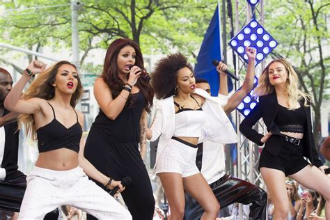 little mix show little mix performs at today show hawtcelebs