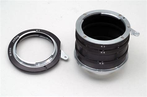 Terlaris Extension Ring For Nikon Original Nikon Extension Rings Model K