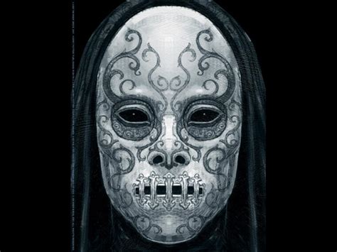 image death eater mask jpg harry potter wiki fandom