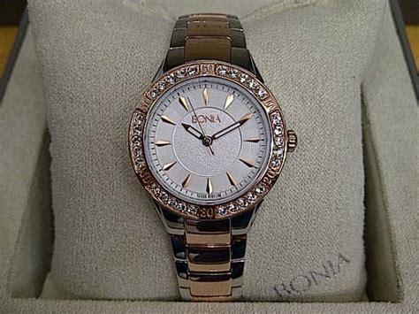 Jam Tangan Wanita Bonia 3095 Kombinasi Rosegold promo jam tangan wanita bonia bnb10116 original