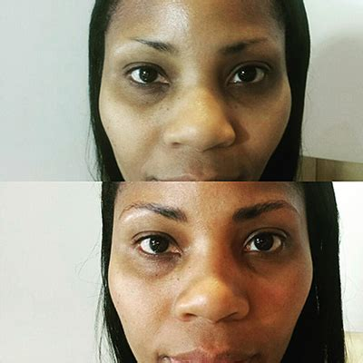 i tried it the eyebrow shaping treatment that costs 600