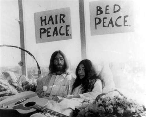 lyrics to bed peace imagine john lennon s anthem to peace leads to school