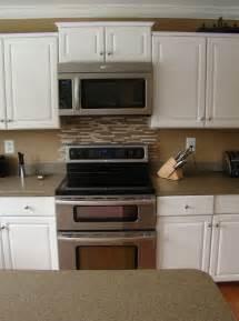Kitchen Range Backsplash by Behind Stove Backsplash Ideas Home Design Ideas