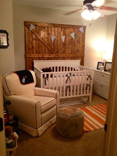Baby Boy Rustic Modern Project Nursery Bedroom Ideas Girls
