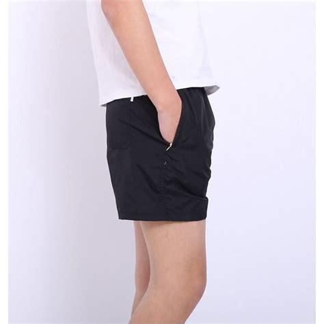 Celana Ibeauty Size L celana pantai santai pria anti uv size l black