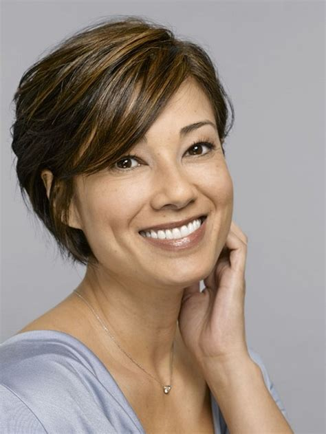 flattering 2015 hairstyles for women over 40 22 great short haircuts for thin hair 2015 pretty designs