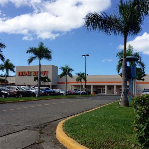 home depot western plaza