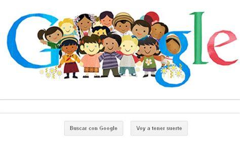 doodle que es doodle de color y alegr 237 a para celebrar el d 237 a