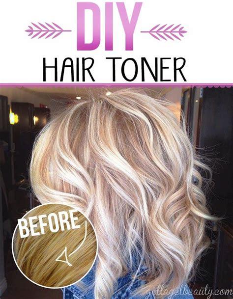 best purple toner for blonde hair the 25 best diy hair toner ideas on pinterest purple