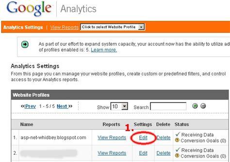 adsense zero clicks asp net 2 0 resources tracking adsense clicks with google