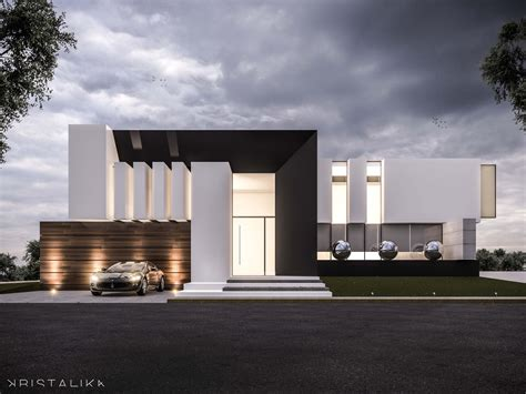 modern design house da house architecture modern facade contemporary