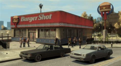 Burger Shot   Fictional Companies Wiki   FANDOM powered by Wikia