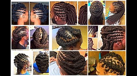 Simple Hair Style For Black Ladies