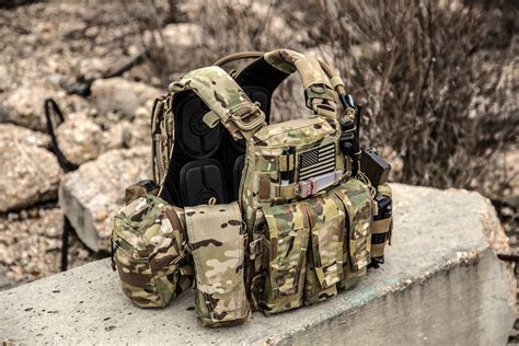 Gp Navy Style Black Gp 539b Crye Precision Avs Plate Carrier Loading That Magazine
