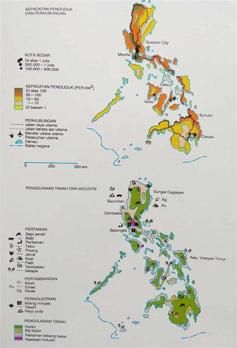 sejarah negara filipina lengkap sejarah indonesia peta