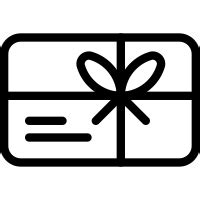 Gift Card Icon Png - gift card icons noun project