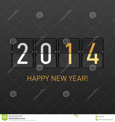 new year song royalty free happy new year 2014 card royalty free stock photos image