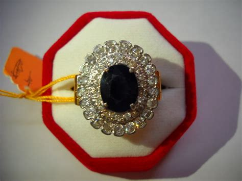 Cincin Berlian Asli Minat Hubungi nazman enterprise cincin berlian asli