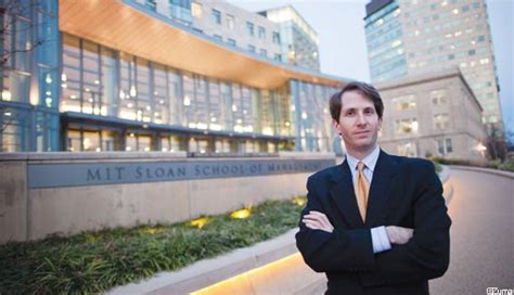 Mit Executive Mba Admissions by Emba Programme Director Jonathan Lehrich Of The Mit