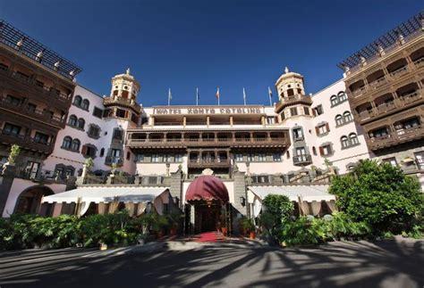 Hôtel Santa Catalina à Las Palmas de Gran Canaria à partir de 67 ?, Destinia