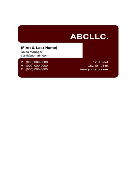 downloadbusiness card template 40 free business card templates template lab