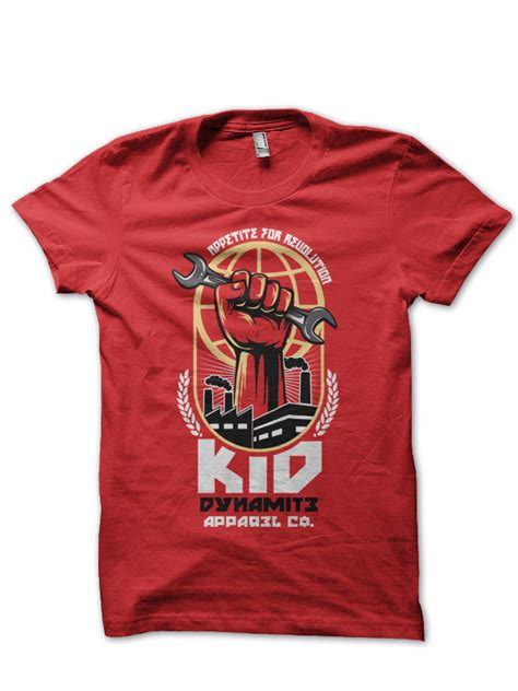 kid dynamite t shirts on behance