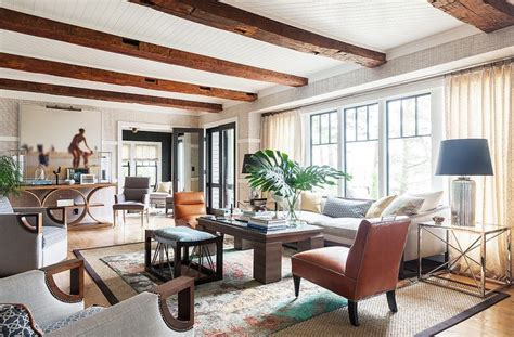 new home interior design lakefront cottage thom filicia designs a modern lake house i d like to move