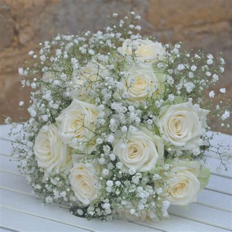 Wedding Bouquet Gypsophila by Best 20 Gypsophila Bouquet Ideas On
