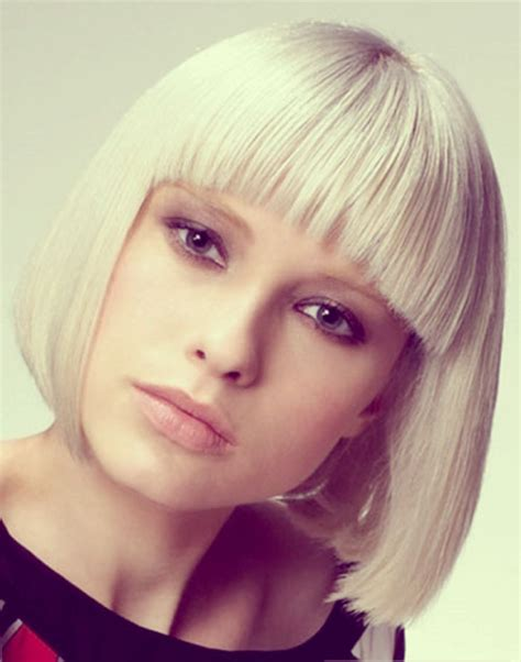 Platinum Blonde Bob Hairstyles Pictures | 15 best short blonde hairstyles 2012 2013 short