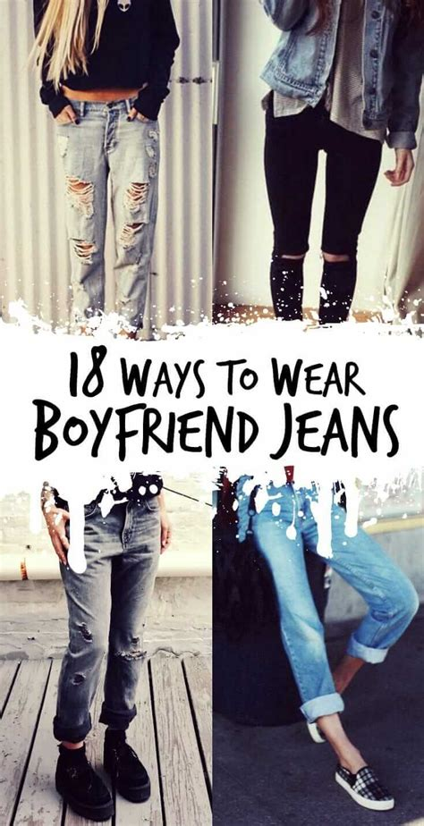 Check This Out Stylecrazy A Fashion Diary 9 by 18 Ways To Wear Boyfriend
