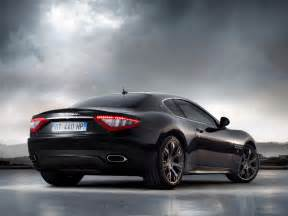 Maserati Granturismo S Coupe Maserati Granturismo World Of Cars