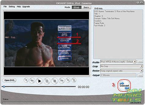 dvd format konvertieren wie konvertiere ich dvd in ipod format video konverter